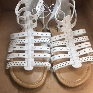 Girls sandals size 3 New